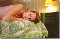 Girl on Bed_1
